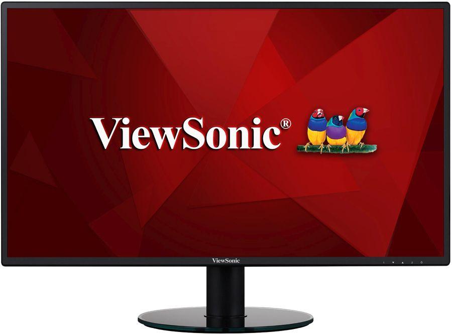 """Монитор VIEWSONIC VA2719-2K-SMHD 27"""", черный"""