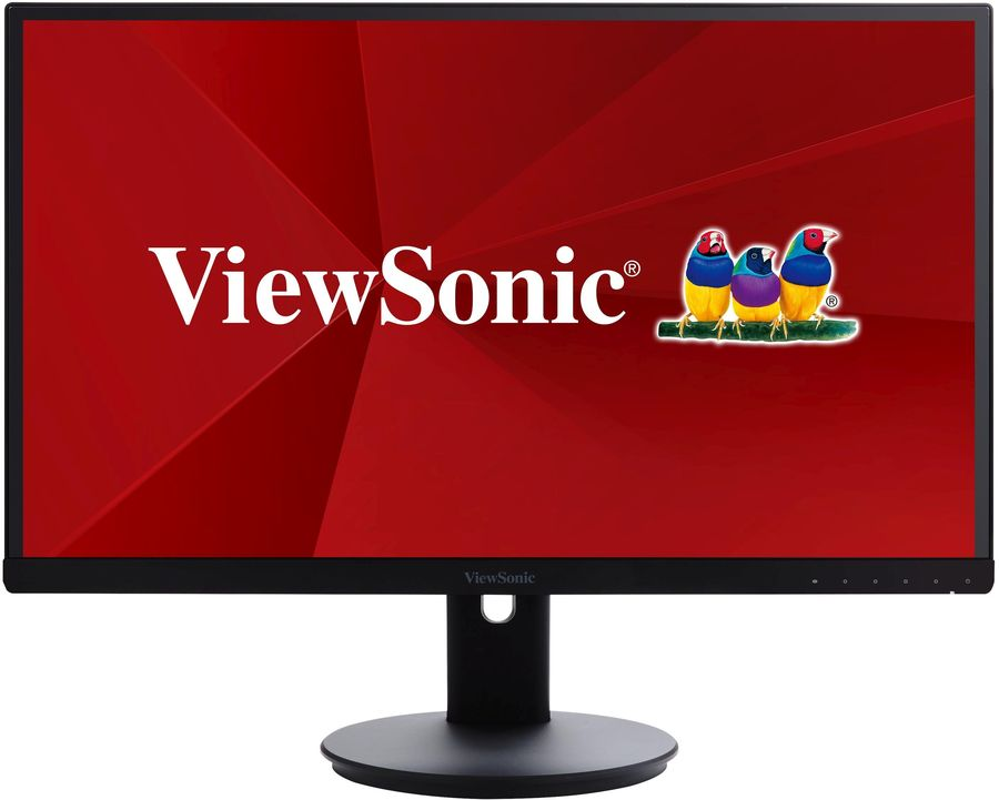 """Монитор ЖК VIEWSONIC VG2753 27"""", черный [vs16568]"""