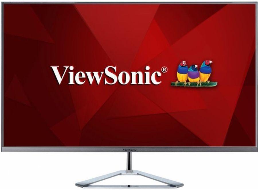 """Монитор VIEWSONIC VX3276-2K-MHD 32"""", черный [vs17090]"""