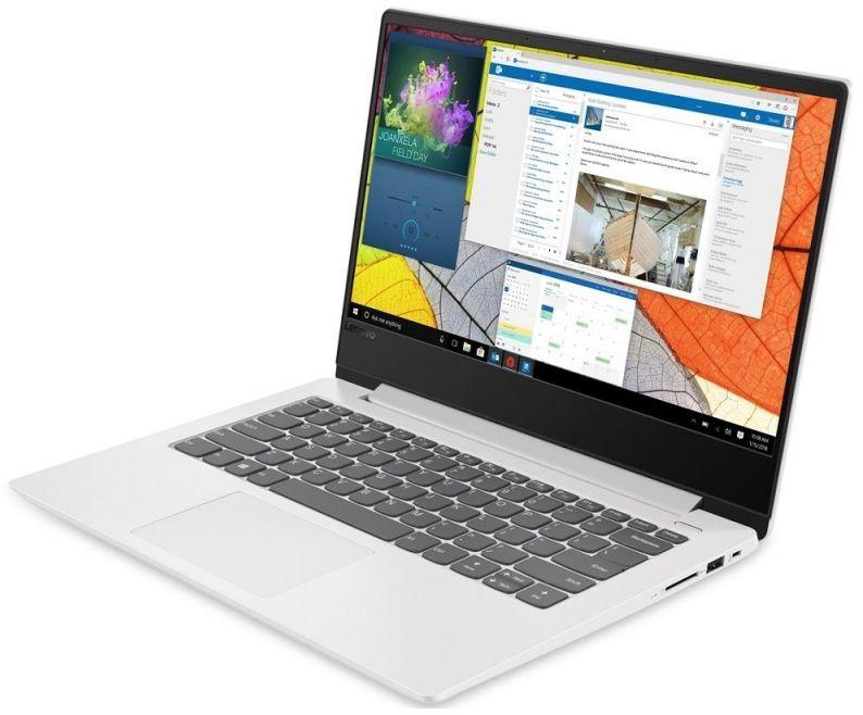 "Ноутбук LENOVO IdeaPad 330S-14IKB, 14"",  IPS, Intel  Core i5  7200U 2.5ГГц, 4Гб, 128Гб SSD,  Intel HD Graphics  620, Windows 10, 81F4004YRU,  белый"