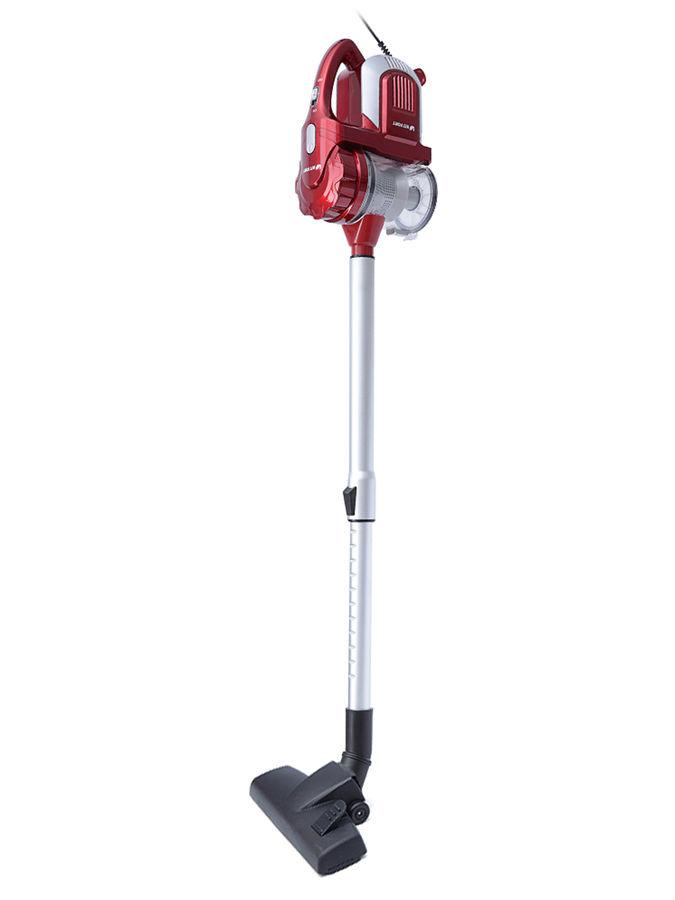 Пылесос ручной Kitfort КТ-524-1 600Вт красный/серый(Б/У)