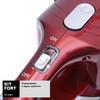 Пылесос ручной Kitfort КТ-524-1 600Вт красный/серый(Б/У) вид 4
