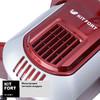 Пылесос ручной Kitfort КТ-524-1 600Вт красный/серый(Б/У) вид 6