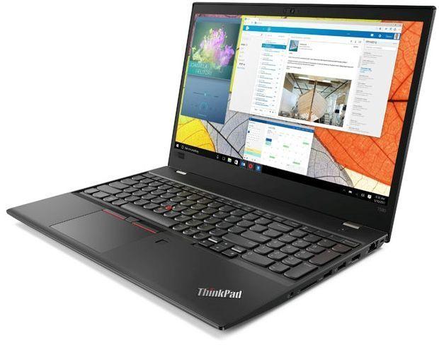 """Ноутбук LENOVO ThinkPad T580, 15"""",  IPS, Intel  Core i7  8550U 1.8ГГц, 16Гб, 512Гб SSD,  nVidia GeForce  Mx150 - 2048 Мб, Windows 10 Professional, 20L90026RT,  черный"""