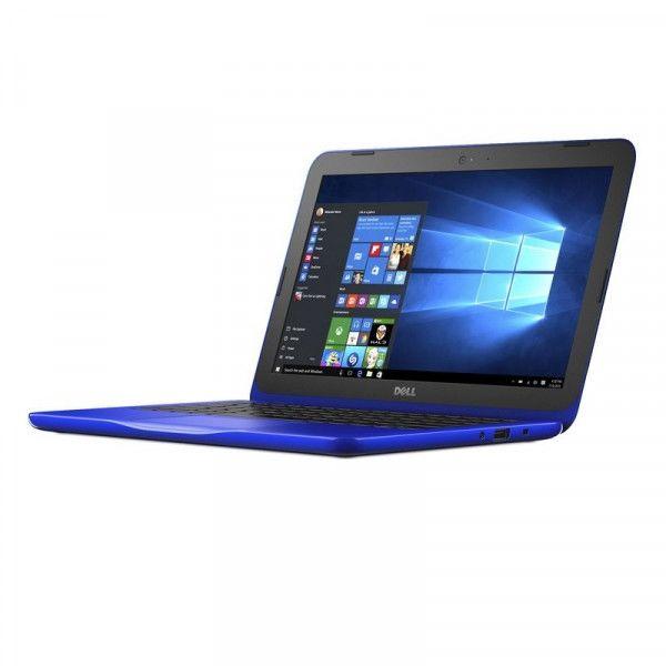 "Ноутбук DELL Inspiron 3180, 11.6"",  AMD  A9  9420e 1.8ГГц, 4Гб, 128Гб eMMC,  AMD Radeon  R5, Linux Ubuntu, 3180-7703,  синий"