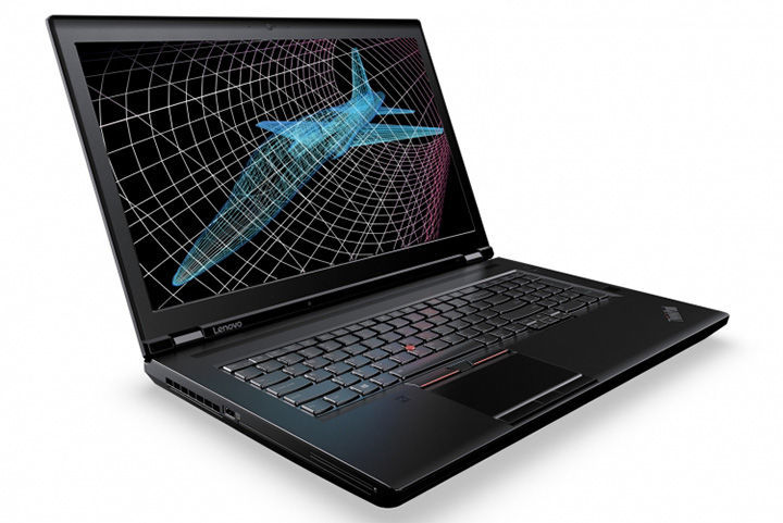 Ноутбук LENOVO ThinkPad P71, 17.3, Intel Xeon E3-1505M v6 3.0ГГц, 16Гб, 512Гб SSD, nVidia Quadro P4000M - 8192 Мб, DVD-RW, Windows 10 Professional, 20HK0034RT, черныйНоутбуки<br>экран: 17.3;  разрешение экрана: 3840х2160; тип матрицы: IPS; процессор: Intel Xeon E3-1505M v6; частота: 3.0 ГГц (4.0 ГГц, в режиме Turbo); память: 16384 Мб, DDR4, 2400 МГц; SSD: 512 Гб; nVidia Quadro P4000M - 8192 Мб; DVD-RW; WiFi;  Bluetooth; HDMI; WEB-камера; Windows 10 Professional<br><br>Линейка: ThinkPad