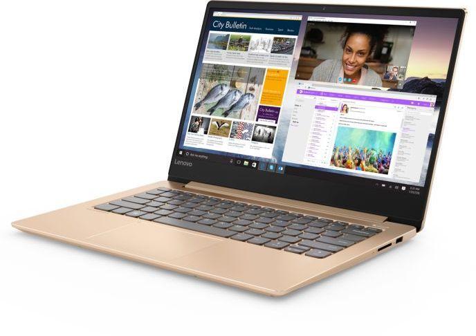 "Ноутбук LENOVO IdeaPad 530S-14IKB, 14"",  IPS, Intel  Core i5  8250U 1.6ГГц, 8Гб, 256Гб SSD,  Intel UHD Graphics  620, Windows 10, 81EU00BBRU,  медный"