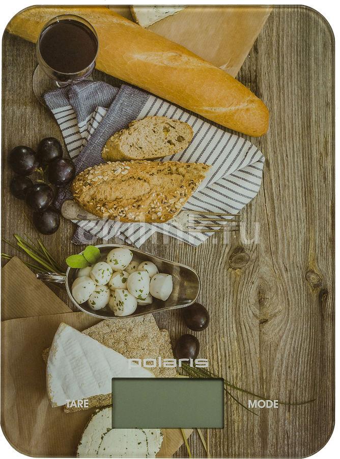 Весы кухонные POLARIS PKS 1044DG,  рисунок
