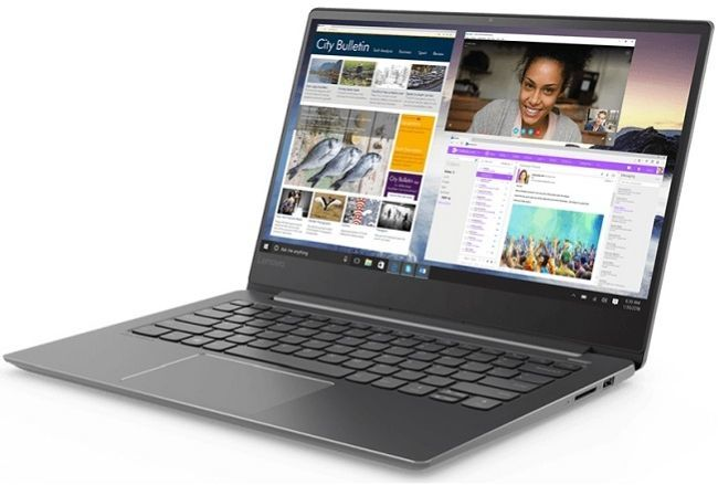 "Ноутбук LENOVO IdeaPad 530S-14ARR, 14"",  IPS, AMD  Ryzen 5  2500U 2.0ГГц, 8Гб, 128Гб SSD,  AMD Radeon  Vega 8, Windows 10, 81H10023RU,  черный"