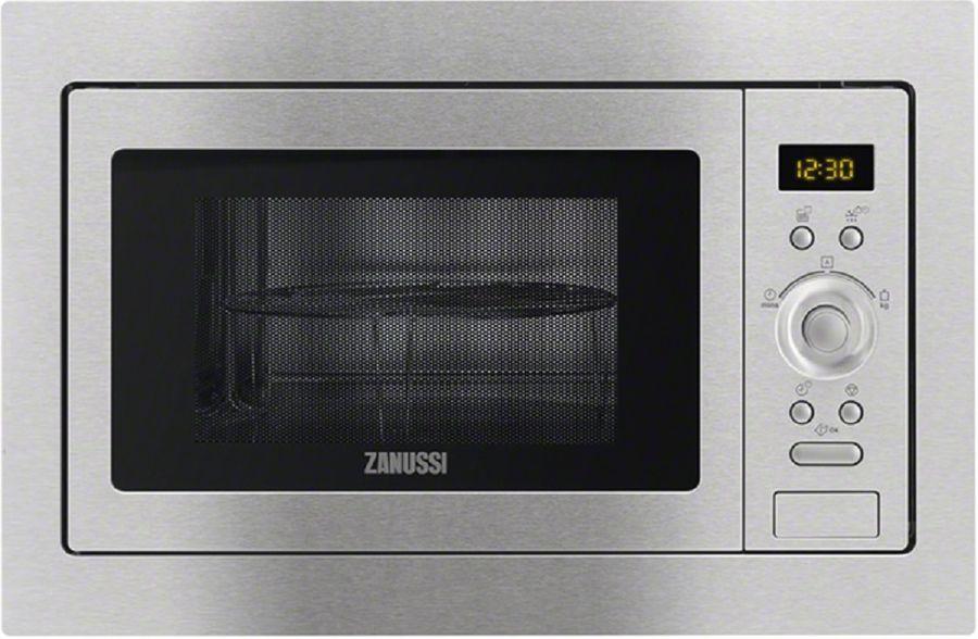 Микроволновая Печь Zanussi ZSG25224XA 23л. 1000Вт нержавеющая сталь (встраиваемая)