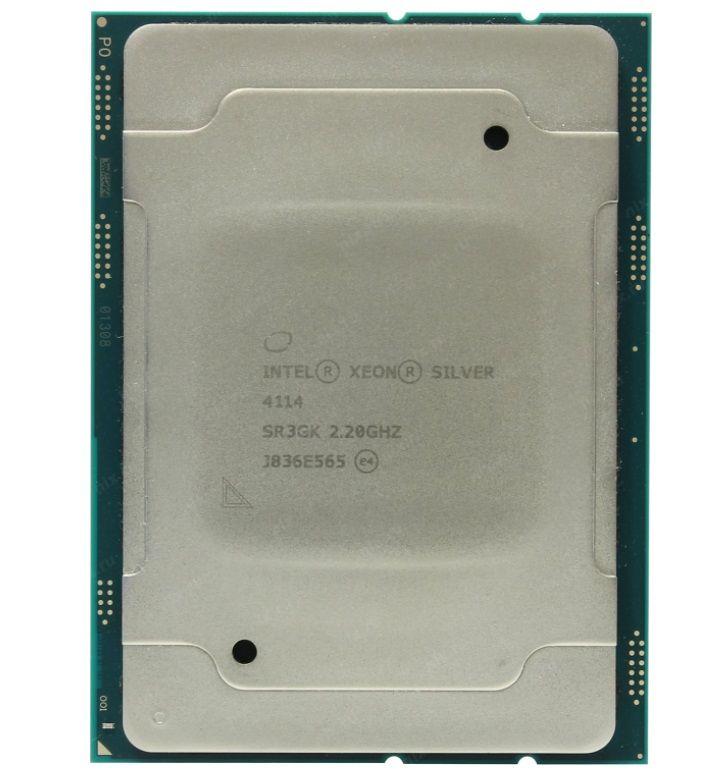 Процессор для серверов INTEL Xeon Silver 4114 2.2ГГц [cd8067303561800s]