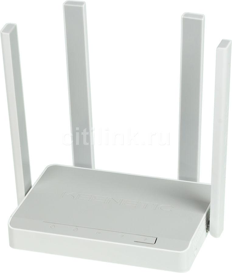 Беспроводной роутер KEENETIC Air,  серый [kn-1610]