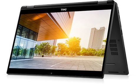 "Ноутбук-трансформер DELL Latitude 7390 2-in-1, 13.3"",  IPS, Intel  Core i7  8650U 1.9ГГц, 16Гб, 512Гб SSD,  Intel UHD Graphics  620, Windows 10 Professional, 7390-1672,  черный"
