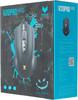Мышь RAPOO V20 Pro, игровая, оптическая, проводная, USB, черный вид 13