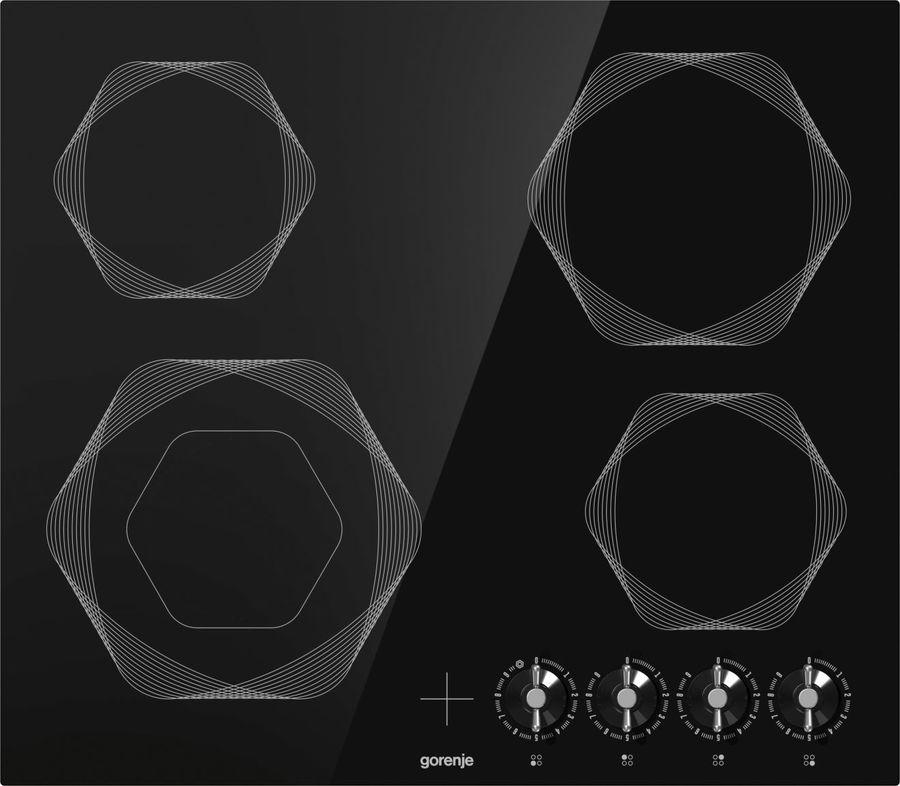 Варочная панель GORENJE EC642INI,  электрическая,  независимая,  черный
