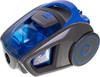Пылесос GINZZU VS429, 1600Вт, серый/синий вид 1