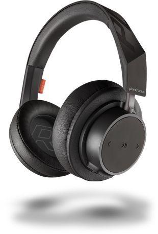 Наушники с микрофоном PLANTRONICS BackBeat GO 600, 3.5 мм/Bluetooth, мониторы, черный [211216-99]