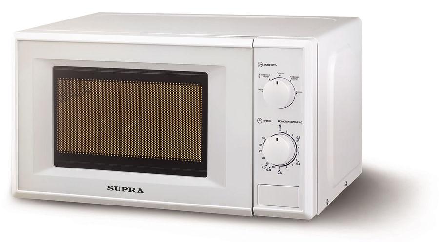 Микроволновая Печь Supra 20MW05 20л. 700Вт белый