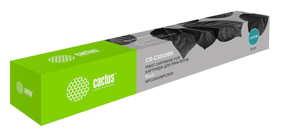 Картридж CACTUS 841817, черный [cs-c3503bk]