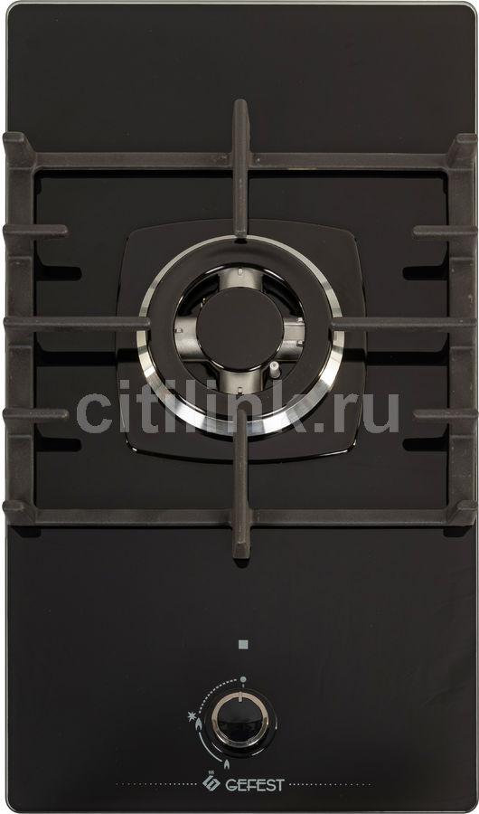 Варочная панель GEFEST ПВГ 2001,  независимая,  черный