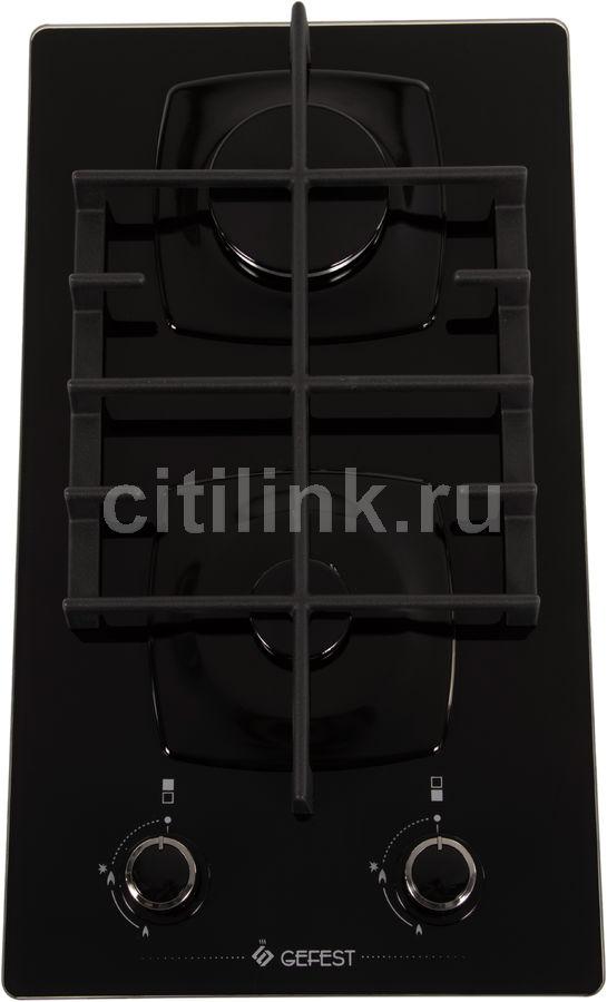 Варочная панель GEFEST ПВГ 2003,  независимая,  черный