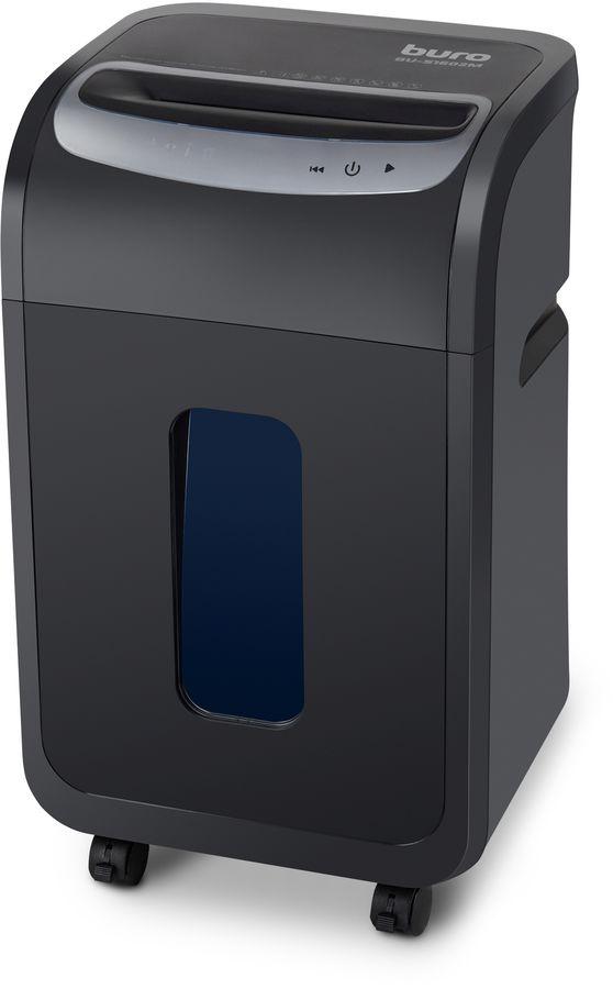 Уничтожитель бумаг BURO Office BU-S1602M,  P-5,  16 [os1602mi]