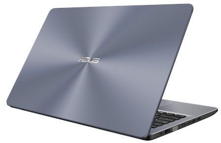 "Ноутбук ASUS VivoBook X542UF-DM071, 15.6"",  Intel  Core i5  8250U 1.6ГГц, 8Гб, 1000Гб,  nVidia GeForce  Mx130 - 2048 Мб, Endless, 90NB0IJ2-M04730,  темно-серый"