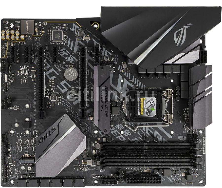 Материнская плата ASUS ROG STRIX B360-F GAMING, LGA 1151v2, Intel B360, ATX, Ret