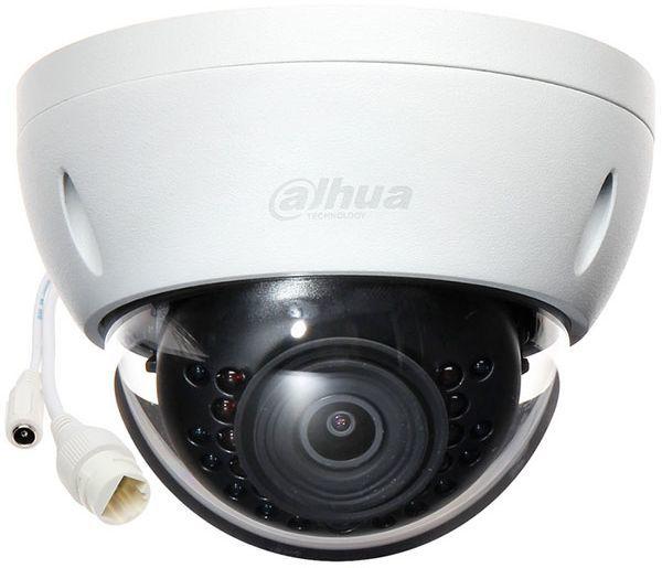 Видеокамера IP DAHUA DH-IPC-HDBW1431EP-S-0360B,  3.6 мм,  белый