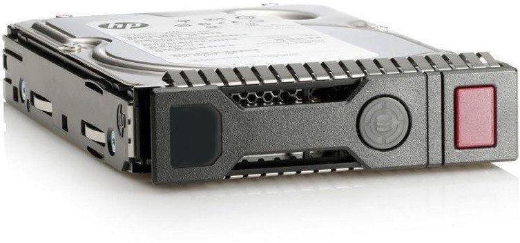 """Жесткий диск HPE 1x300Gb SAS 15K 870755-B21 3.5"""""""