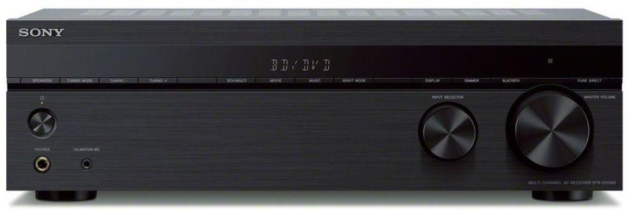 AV-ресивер SONY STR-DH590,  черный