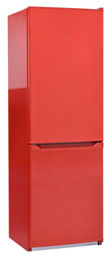 Холодильник NORD NRB 139 832,  двухкамерный, красный [00000247707]