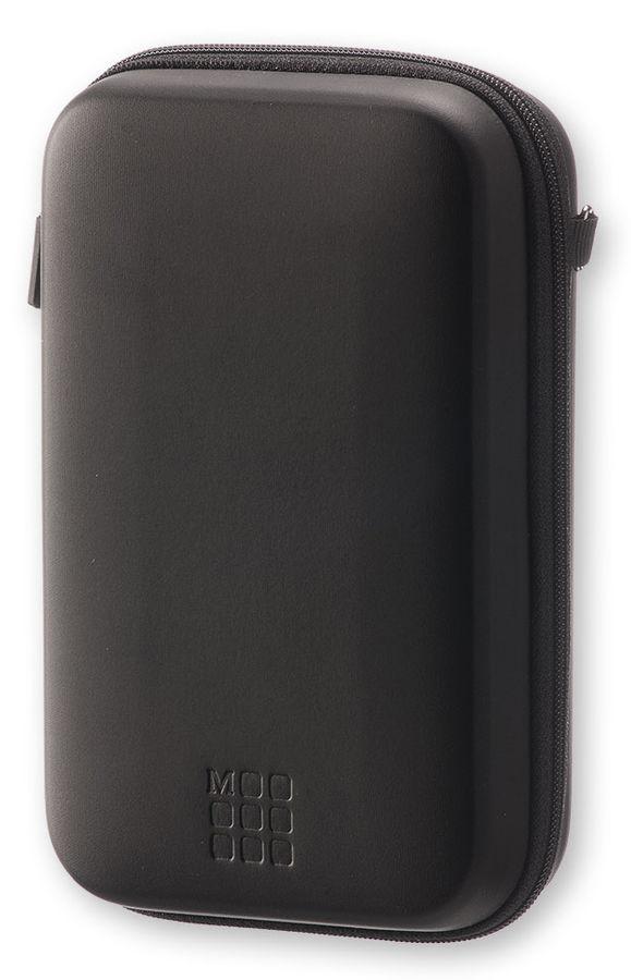 Чехол для путешествий Moleskine Journey Pouch MEDIUM 115х180x45мм (в компл.:ремешок наплечный) черны