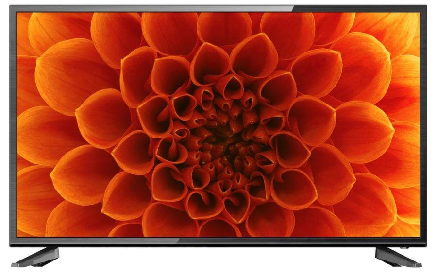 "LED телевизор HARTENS HTV-32R011B-T2/S  ""R"", 32"", HD READY (720p),  черный"