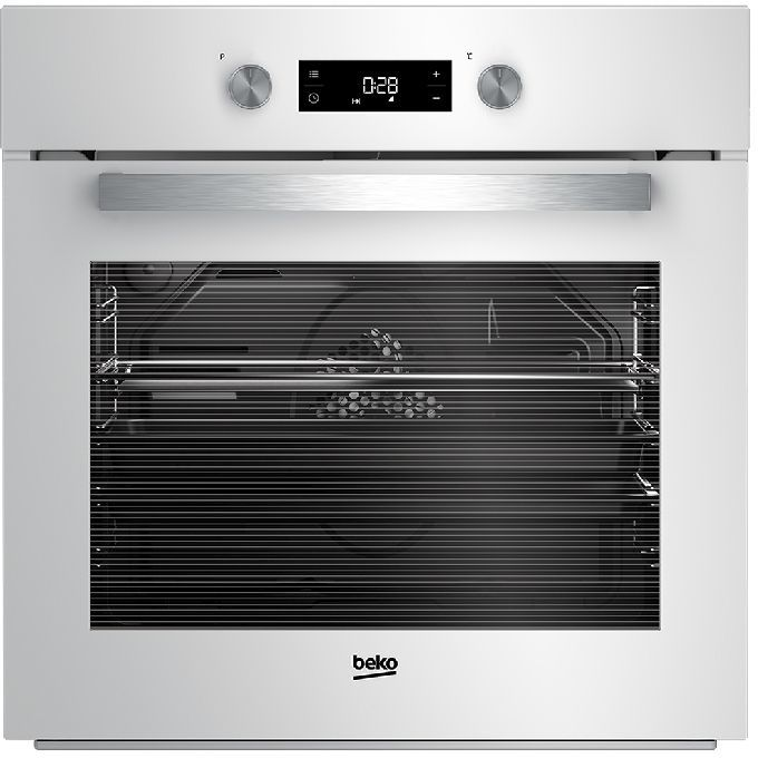 Духовой шкаф BEKO BIE21300W,  белый