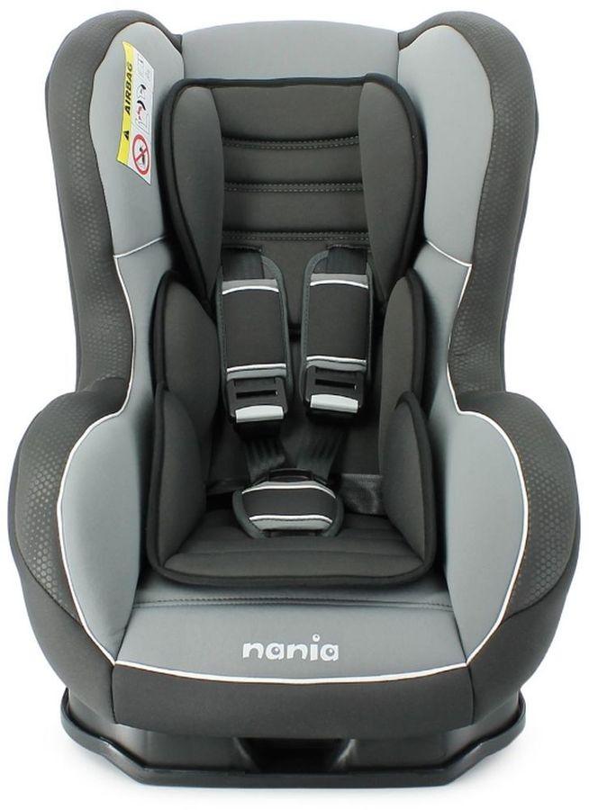 Автокресло детское NANIA Cosmo SP LX (shadow), 0+/1, серый [395968]