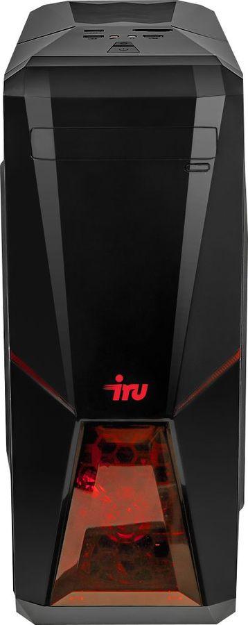 Компьютер  IRU Premium 715,  Intel  Core i7  8700,  DDR4 16Гб, 2Тб,  240Гб(SSD),  NVIDIA GeForce GTX 1070 - 8192 Мб,  Windows 10 Home,  черный [1063299]
