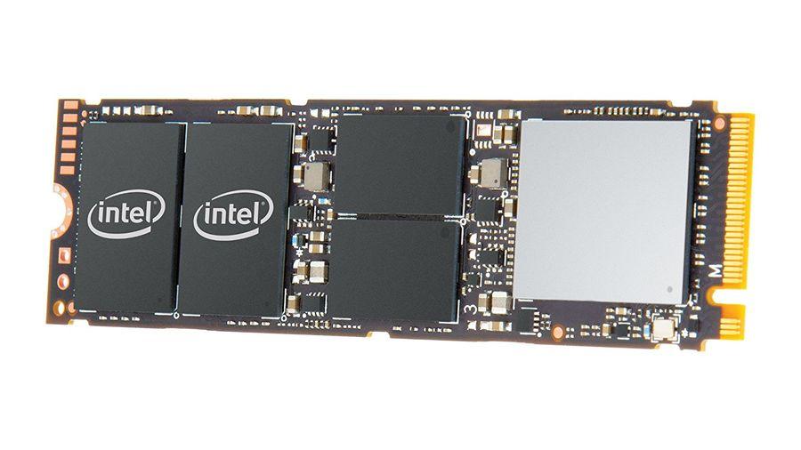 SSD накопитель INTEL 760p Series SSDPEKKW256G801 256Гб, M.2 2280, PCI-E x4,  NVMe