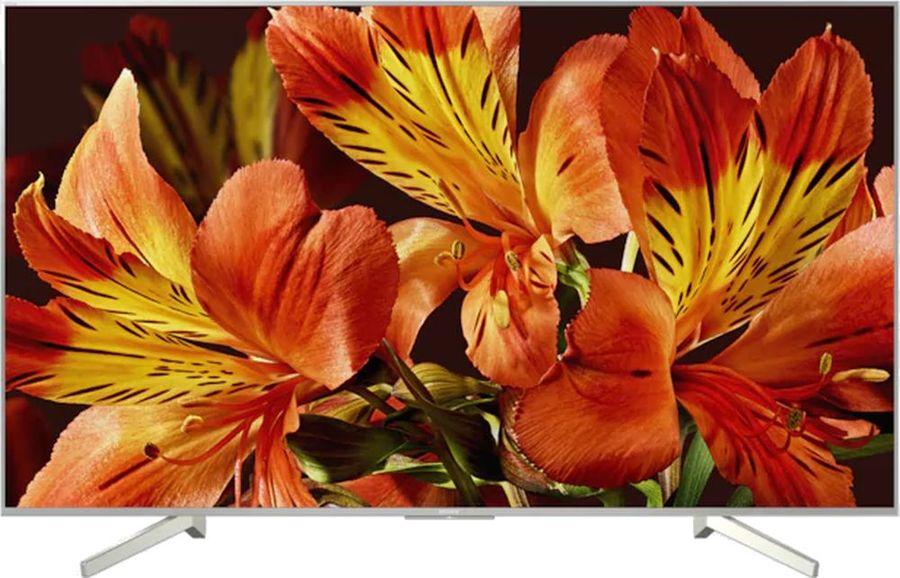 """LED телевизор SONY BRAVIA KD75XF8596BR2  74.5"""", Ultra HD 4K (2160p),  черный/ серебристый"""