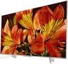 "LED телевизор SONY BRAVIA KD75XF8596BR2  74.5"", Ultra HD 4K (2160p),  черный/ серебристый вид 3"