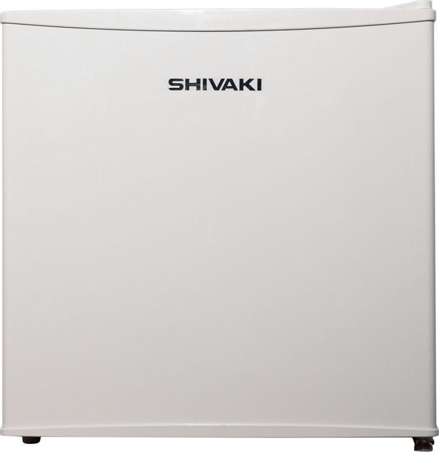 Холодильник SHIVAKI SDR-054W,  однокамерный, белый