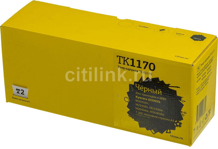 Картридж T2 TC-K1170 черный