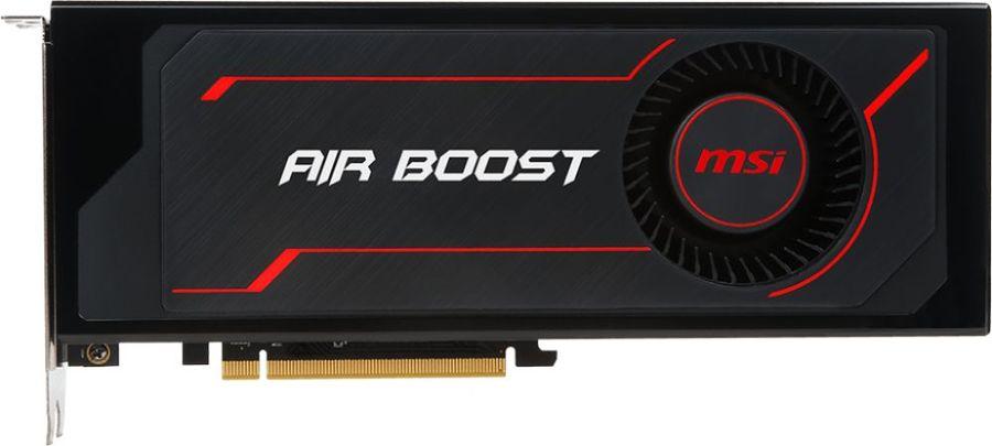 Видеокарта MSI AMD  Radeon RX Vega 64 ,  Radeon RX Vega 64 Air Boost 8G,  8Гб, HBM2, Ret