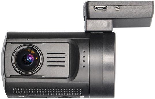 Видеорегистратор TRENDVISION MINI 2CH GPS черный