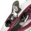 Утюг TEFAL FV5605E0,  2600Вт,  белый/ бордовый [1830006310] вид 5