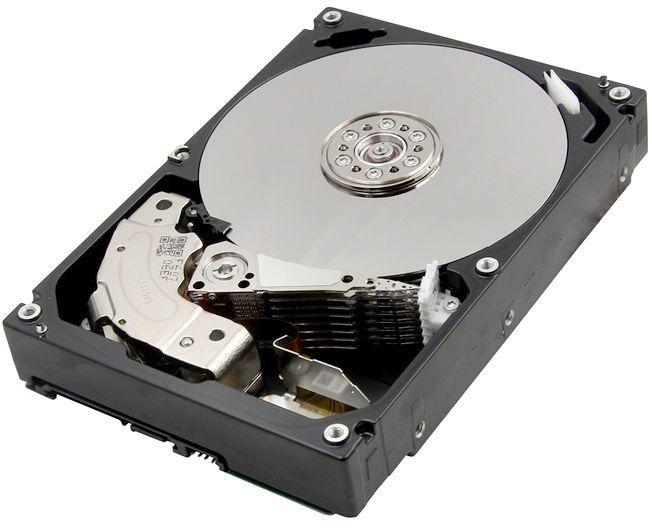 "Жесткий диск TOSHIBA Enterprise Capacity MG06ACA10TE,  10Тб,  HDD,  SATA III,  3.5"""