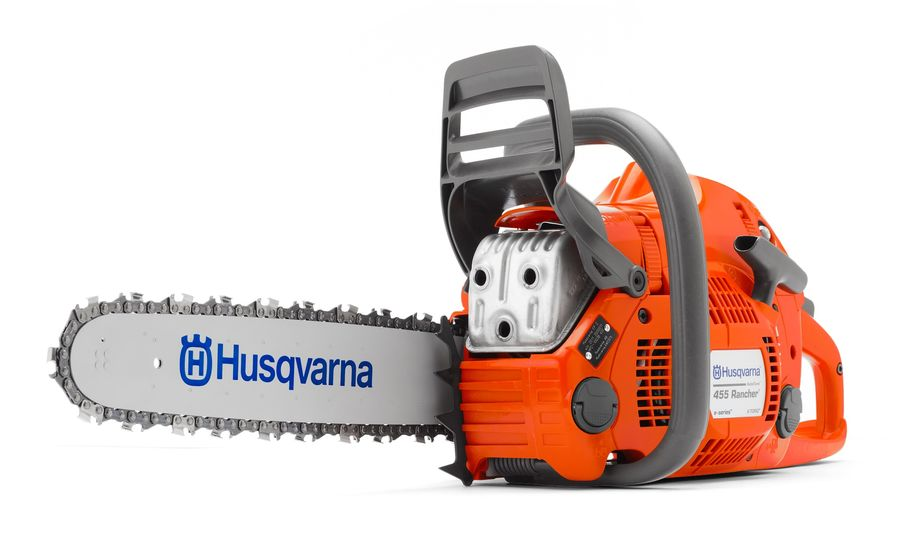 Бензопила HUSQVARNA 455e Rancher AT II [9667679-15] пила husqvarna 455e rancher ii 9667679 15