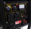 Бензиновый генератор HUTER DY6500LXW,  220 В,  5.5кВт [64/1/18] вид 8