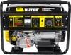 Бензиновый генератор HUTER DY9500LX-3,  380 В,  8кВт [64/1/41] вид 2