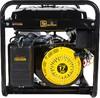 Бензиновый генератор HUTER DY9500LX-3,  380 В,  8кВт [64/1/41] вид 4